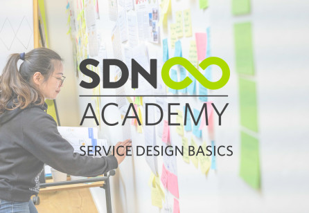 SDN Academy - Service Design Basics Workshop