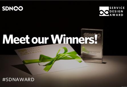 Service Design Award 2021/21 - Meet our Winners!