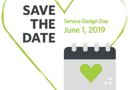 Service Design Day 2019: Save the date