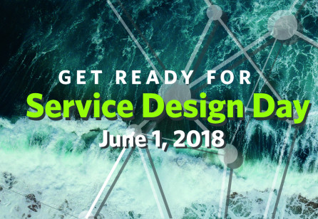 Join the buzz this Service Design Day!
