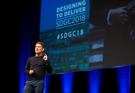 SDGC18   Stefan Moritz: Humanising the Future of Work