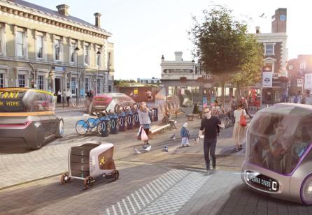 User-Centred Design for Intelligent Mobility