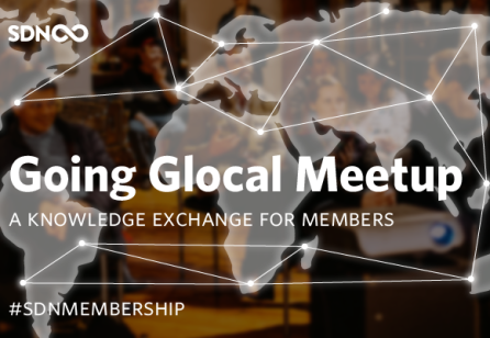 Going Glocal Meetup (SDN Finland and SDN Norway) - April 20, 2021