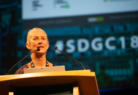 SDGC18   Lorna Ross: How technology is reshaping design & rewiring designers