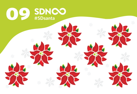 Door 9 - #SDsanta - The SDN Advent Calendar