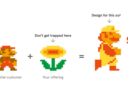 Stop Designing Services