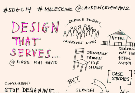 Service Design and Improving the Lives of Millions