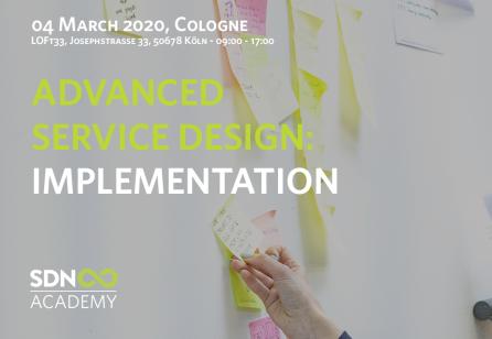 Advanced Service Design: Implementation