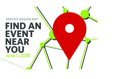 Find a Service Design Day event near you!