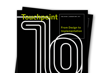 Discover Touchpoint Vol. 10 No. 1 - From Design to Implementation