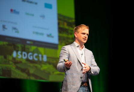 SDGC18 | Tim Macarthur: Lean Service Design in the Enterprise