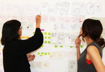 RCA Service Design Masterclass with Clive Grinyer