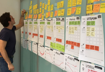 Koos Service Design: User centric governance