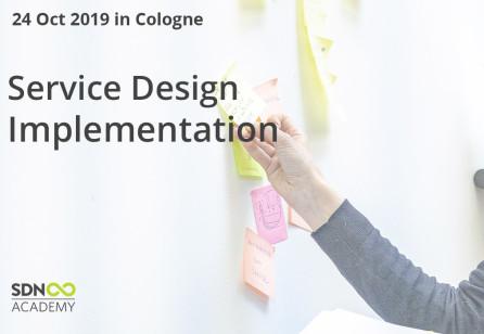 (Cologne) Service Design Implementation