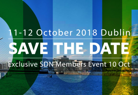 Save the date: #SDGC18 is coming to Dublin