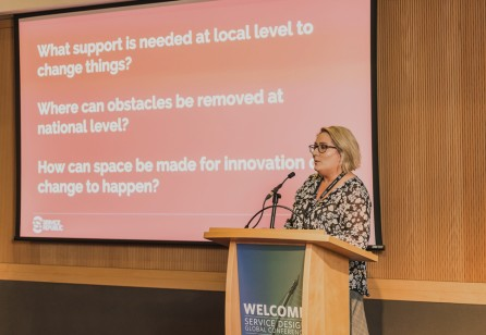 Episode 30: Julianne Coughlan - Service Design at Cork County Council