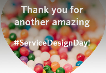 Service Design Day 2017 was a great success - take a look at the buzz!