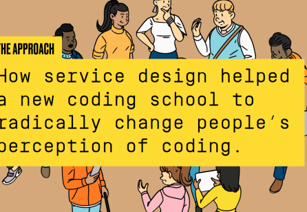 Crack the code: How one school demystified programming