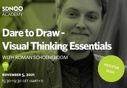 Dare to Draw - Visual Thinking Essentials