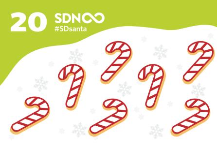 Door 20 - #SDsanta - The SDN Advent Calendar