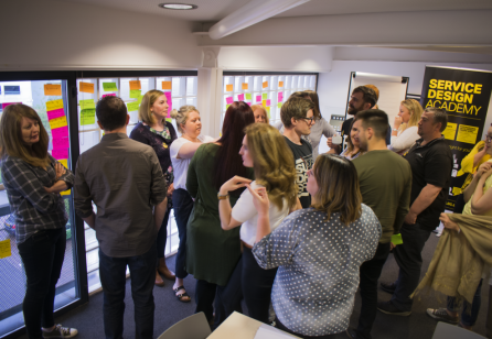 The Service Design Academy (SDA) Receives the First Organisational Accreditation from the SDN!