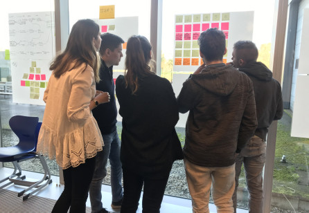 Service Design as the 'New Normal' at Laurea UAS