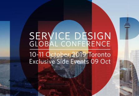 Service Design Global Conference 2019