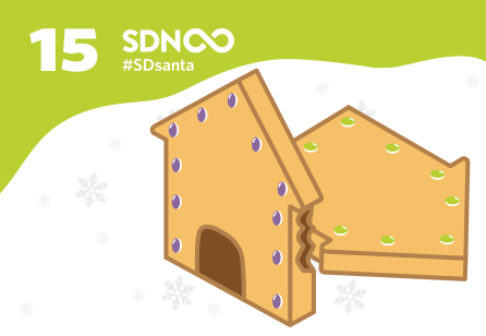 Door 15 - #SDsanta - The SDN Advent Calendar