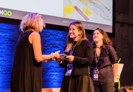 The 2016 Service Design Award Winners