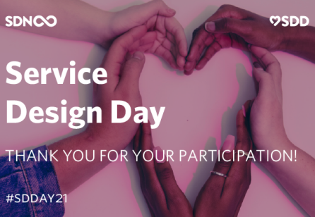 Service Design Day 2021 - Thank you!