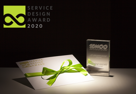 Service Design Award 2020: Call for Entries