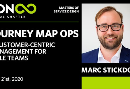 Journey Maps OPS: A customer-centric management for agile teams