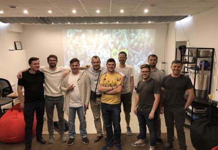 First meet-up SDN Ukraine