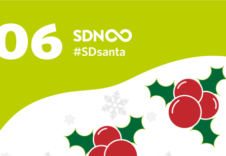 Door 6 - #SDsanta - The SDN Advent Calendar