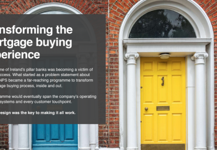Wipro Digital: Transforming the Mortgage Buying Experience