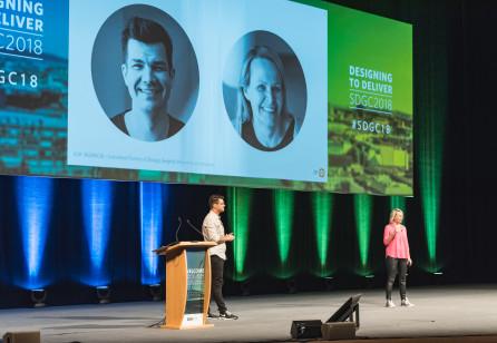 SDGC18 | Tuomas Manninen & Ulla Jones: Strategic Design