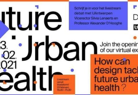 The Future of Urban Health (a design sciences interdisciplinary hub)