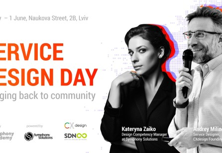 Service Design Day - Bringing back to community