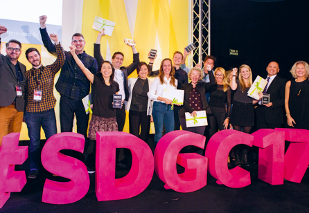 Celebrating the Service Design Award 2017 Winners!