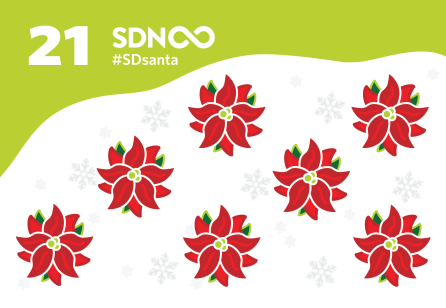 Door 21 - #SDsanta - The SDN Advent Calendar