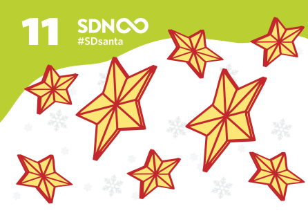 Door 11 - #SDsanta - The SDN Advent Calendar