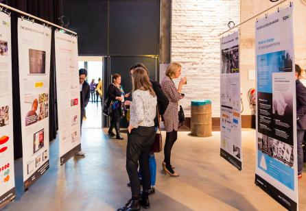 The Service Design Award SDGC16 Exhibition