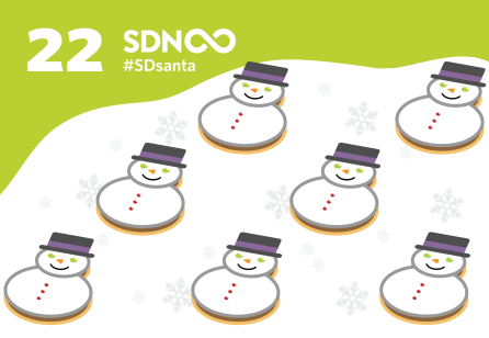 Door 22 - #SDsanta - The SDN Advent Calendar