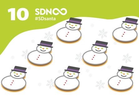 Door 10 - #SDsanta - The SDN Advent Calendar