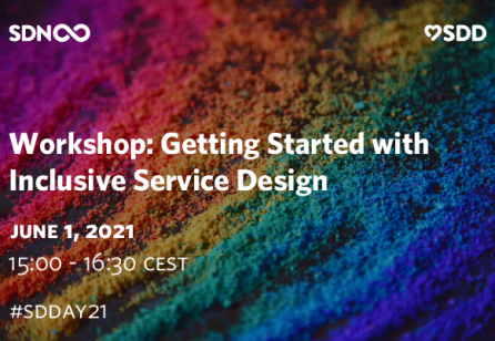 Service Design Day Workshop: Getting Started with Inclusive Service Design