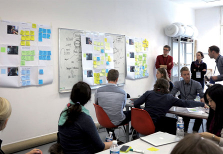 From Field Stories to Strategic Design