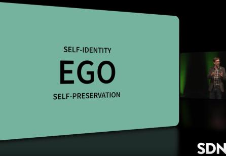 SDGC18 | Patrick Quattlebaum: Let go of your Ego