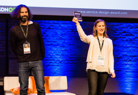 Episode 6: Service Design Award 2016 for Systemic and Cultural Change in the Public Sector
