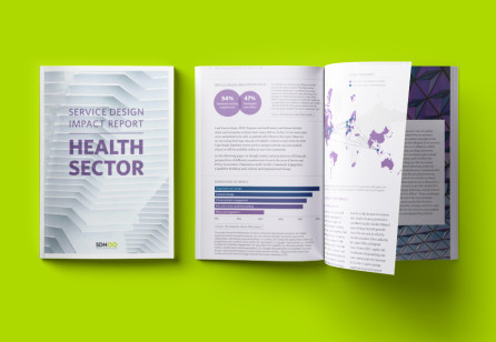 Service Design Impact Report: Health Sector