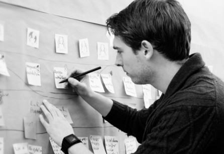 Six Hacks for Service Designers in Agile Settings